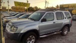 2000 Nissan Xterra SE