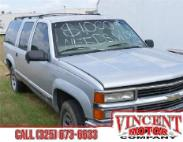 1997 Chevrolet Suburban K1500