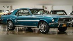 1968 Ford Mustang GT California Special