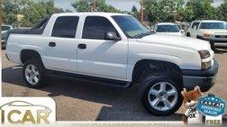 2003 Chevrolet Avalanche Sport Utility Pickup 4D 5 1/4 ft