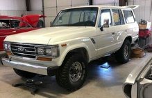 1988 Toyota Land Cruiser Base