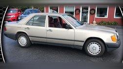 1989 Mercedes-Benz 300-Class 300 E