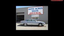 1991 Oldsmobile Ninety-Eight Regency Elite