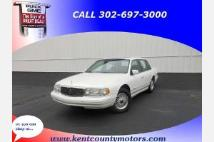 1994 Lincoln Continental Executive