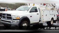 2012 Dodge Ram 5500 Regular Cab 2WD