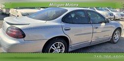 2000 Pontiac Grand Prix GT