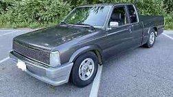 1987 Mazda B-Series Truck B2000