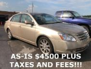 2006 Toyota Avalon XL