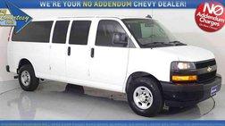 2019 Chevrolet Express LS 3500