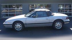 1991 Buick Reatta Base