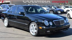 2001 Mercedes-Benz E-Class E 430