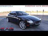 2007 Maserati Quattroporte Automatic