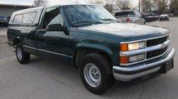 1997 Chevrolet C/K 1500 C1500 WT