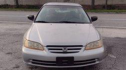 2002 Honda Accord DX
