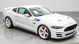 2021 Ford Mustang Saleen 302 Yellow Label Supercharged 740HP
