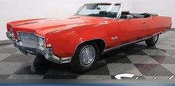 1969 Oldsmobile Ninety-Eight Convertible