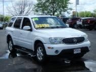 2003 Oldsmobile Bravada Base