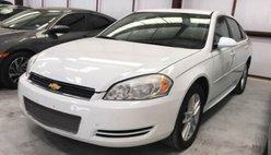 2012 Chevrolet Impala Unknown