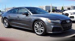 2020 Audi A7 3.0T quattro Premium Plus