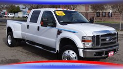 2008 Ford F-450 Super Duty XLT
