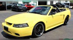 2001 Ford Mustang SVT Cobra Base