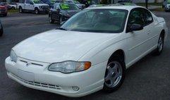 Used Chevrolet Monte Carlo for Sale in Atlanta, GA: 383 Cars