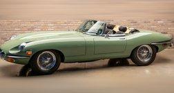 1969 Jaguar Roadster