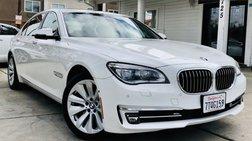 2013 BMW 7 Series ActiveHybrid 7