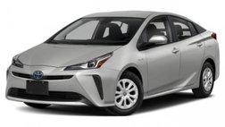 2022 Toyota Prius LE