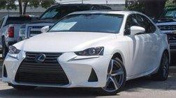 2018 Lexus IS 300 Base