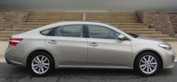 2014 Toyota Avalon XLE