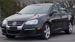 2010 Volkswagen Jetta SEL