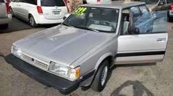 1990 Subaru Loyale Base