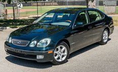 2001 Lexus GS 430 Base