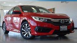 2017 Honda Civic EX w/Honda Sensing