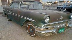 1957 Pontiac 2 door