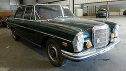 1970 Mercedes-Benz CLEAN TITLE