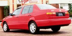 1999 Volkswagen Jetta Wolfsburg