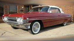 1961 Oldsmobile Eighty-Eight Convertible