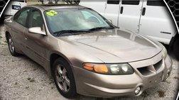 2003 Pontiac Bonneville SSEi