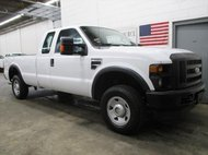 2009 Ford F-250 SuperCab