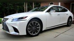 2019 Lexus LS 500 LS 500 RWD