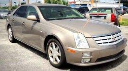 2007 Cadillac STS V8