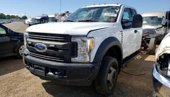 2017 Ford Super Duty F-550 Lariat 2WD SuperCab 168