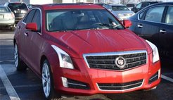 2013 Cadillac ATS 2.0T Performance