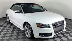 2012 Audi S5 3.0T quattro Premium Plus