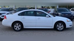 2015 Chevrolet Impala Limited LS Fleet