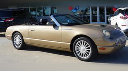 2005 Ford Thunderbird Deluxe