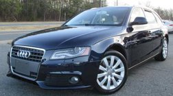 2009 Audi A4 2.0T Avant