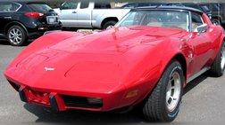 1977 Chevrolet Corvette 2D Coupe